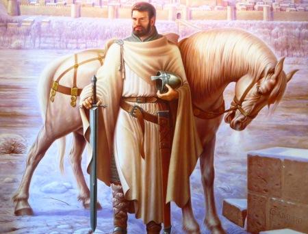 El Cid Babieca and La Tizona