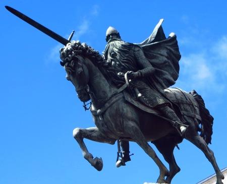 El Cid and Babieca