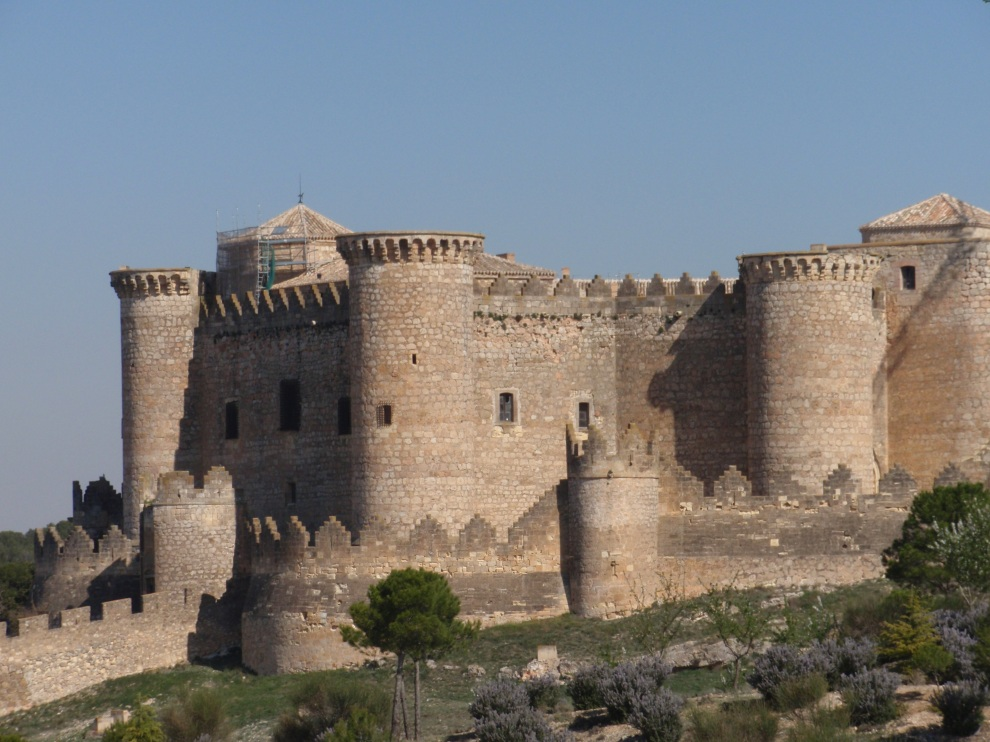 Belmonte Castle Castila-la Mancha