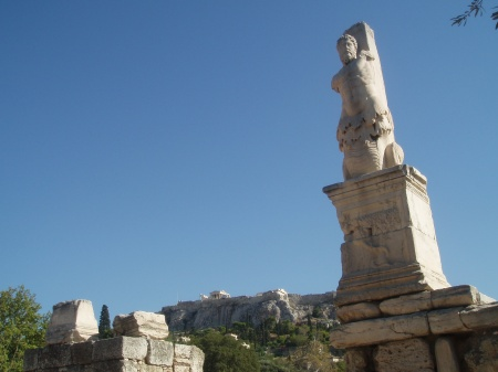 Athens Acropolis Greece