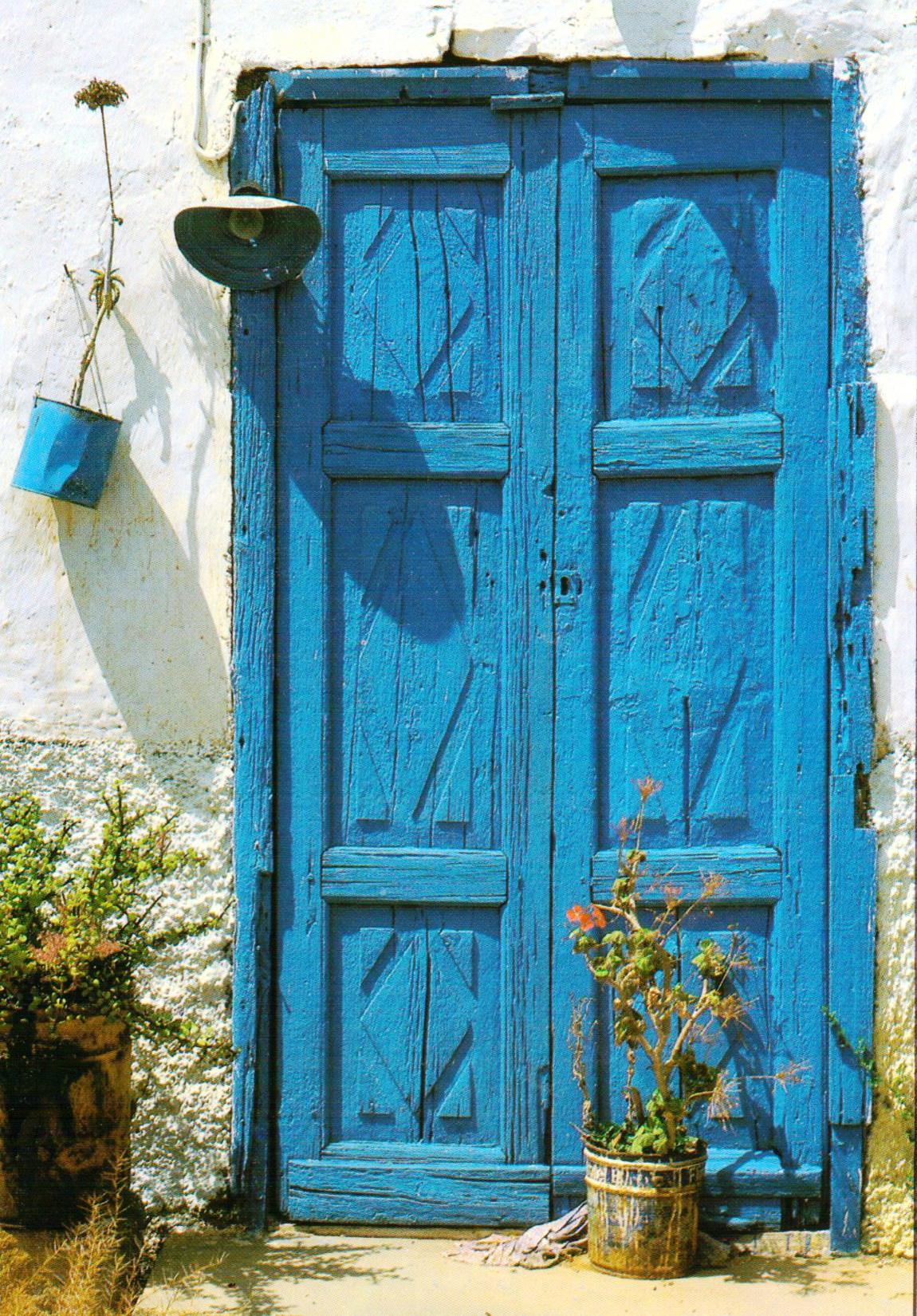 Blue Doors And Windows Another Bag More Travel