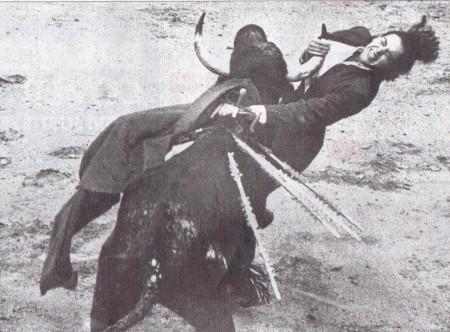 Patrecia McCormick Female Matador