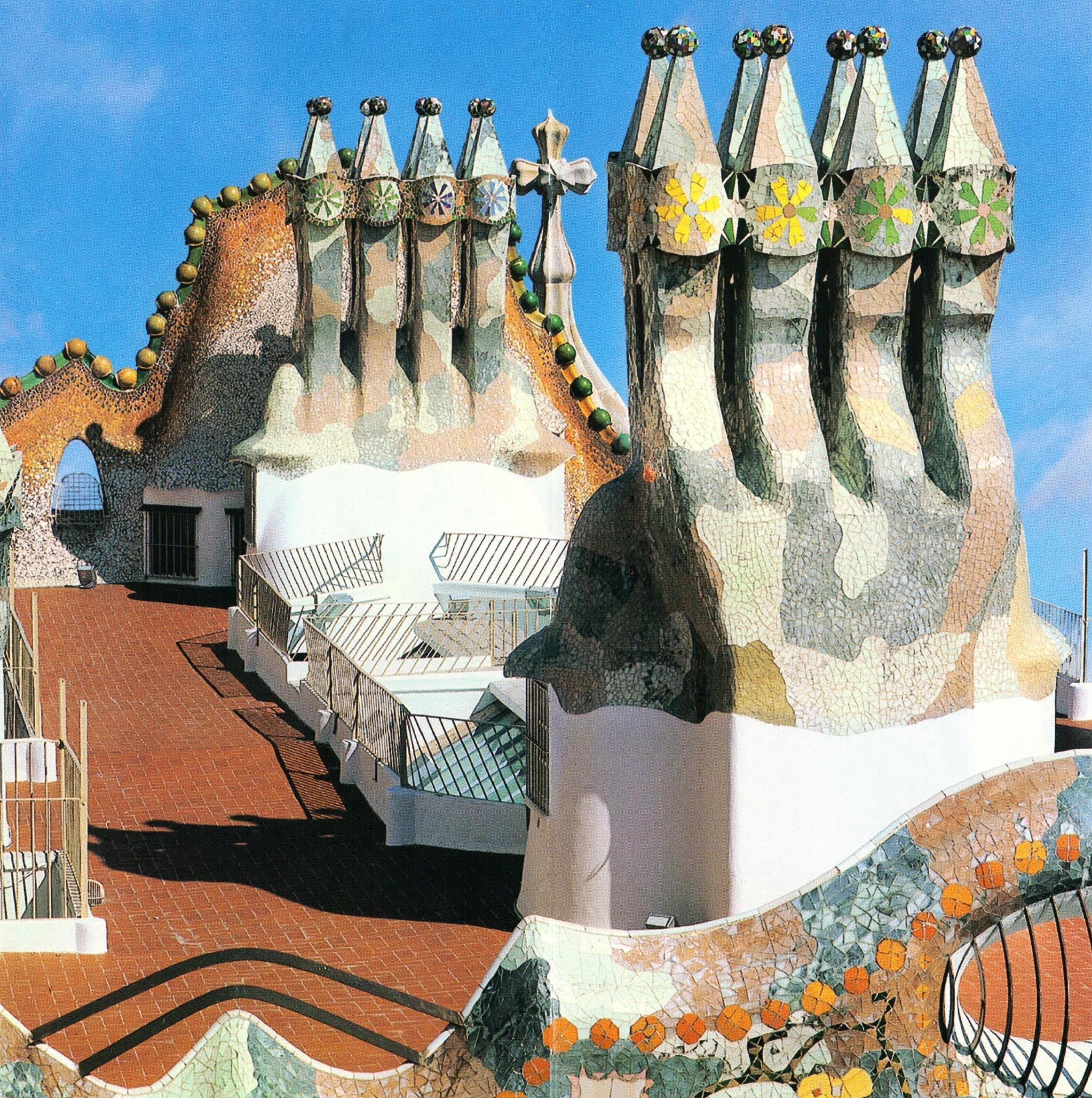 Casa Batll 243 Barcelona Another Bag More Travel