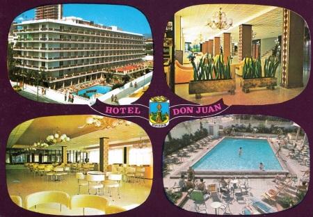 Hotel Don Juam Multipic