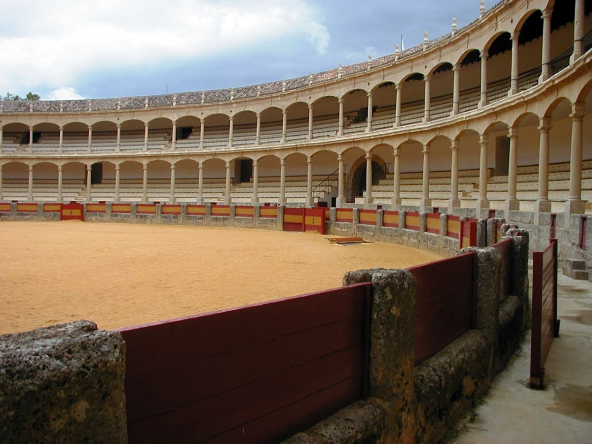 Ronda, The Spanish Civil War, Ernest Hemingway and Bullfighting