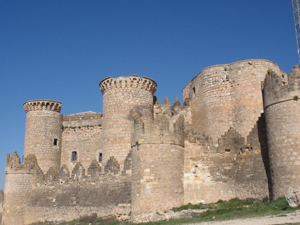El Cid Alfonso VI Castillian Castle