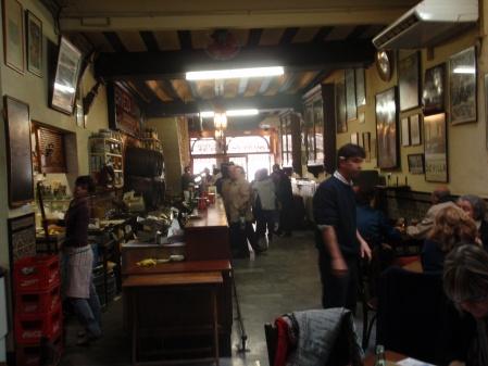 Seville Tapas Bar