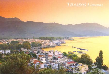 Thassos Greece