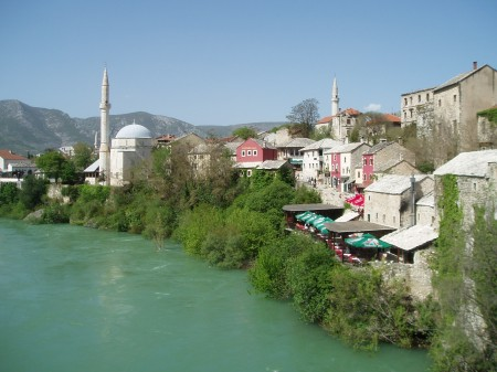 Mostar Stari Most Bridge Bosnia