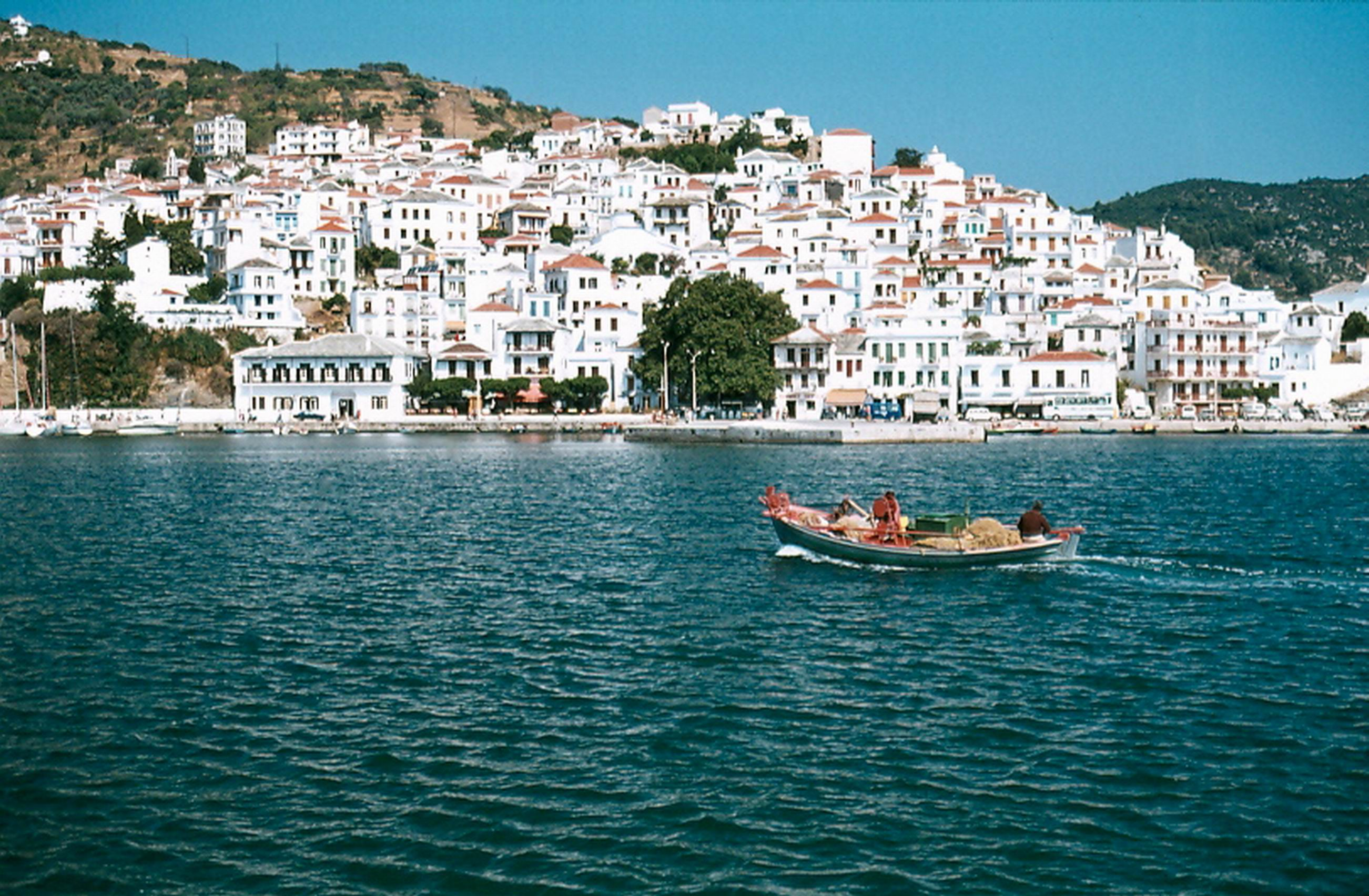Skopelos Greece  city photo : Skiathos, Alónnisos and Skópelos