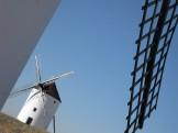 Spain Windmill La Mancha