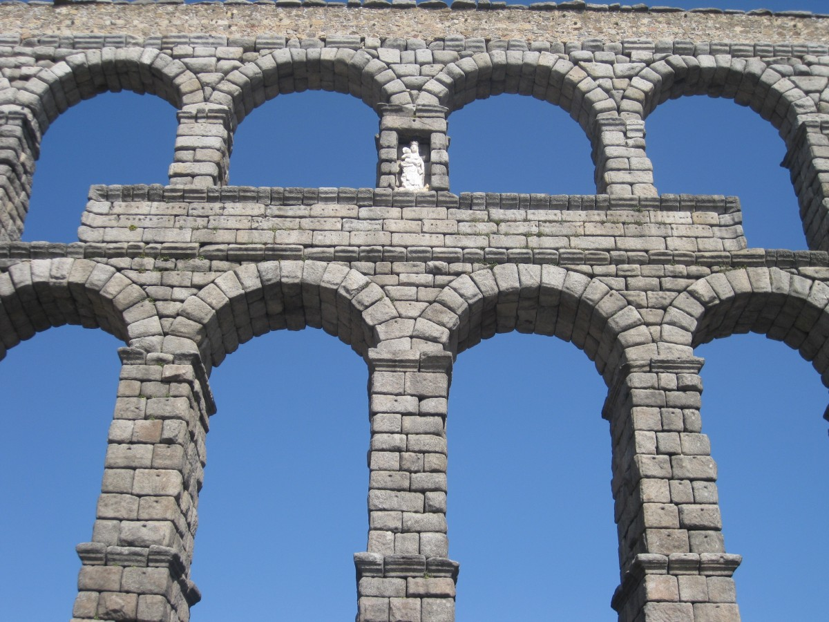 The Aqueduct of Segovia