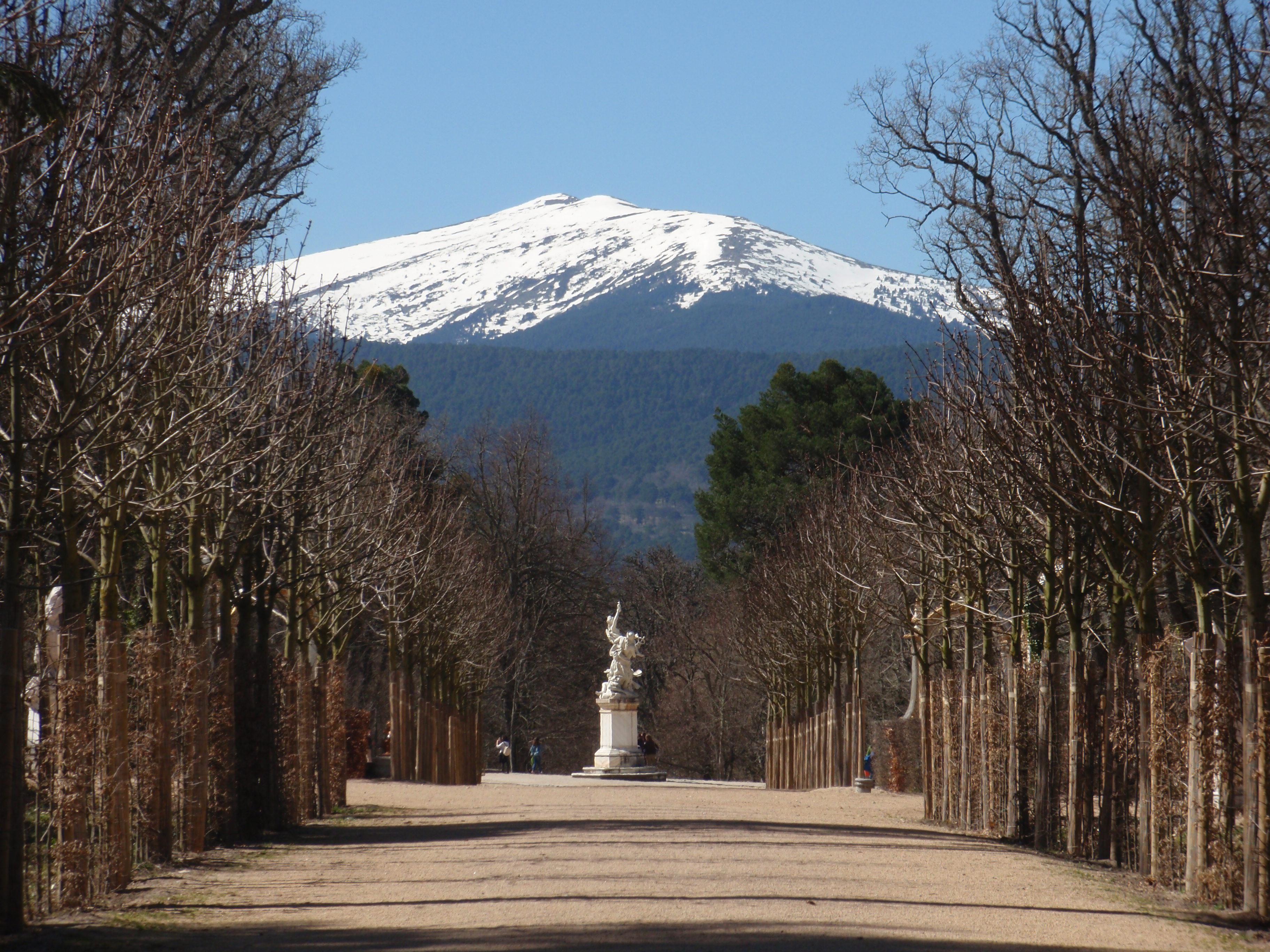 The Royal Palace of San Ildefonso o La Granja