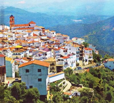 Andalucia Spain White Town