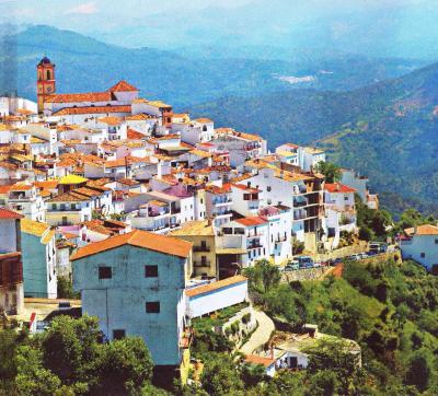 Andalucia Spain White Town
