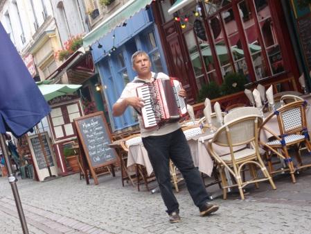 Street Entertainer Boulogne Sur Mer