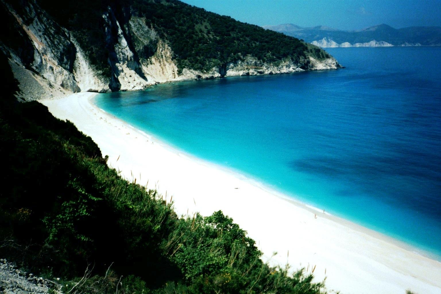 Kefalonia beaches vids images 15
