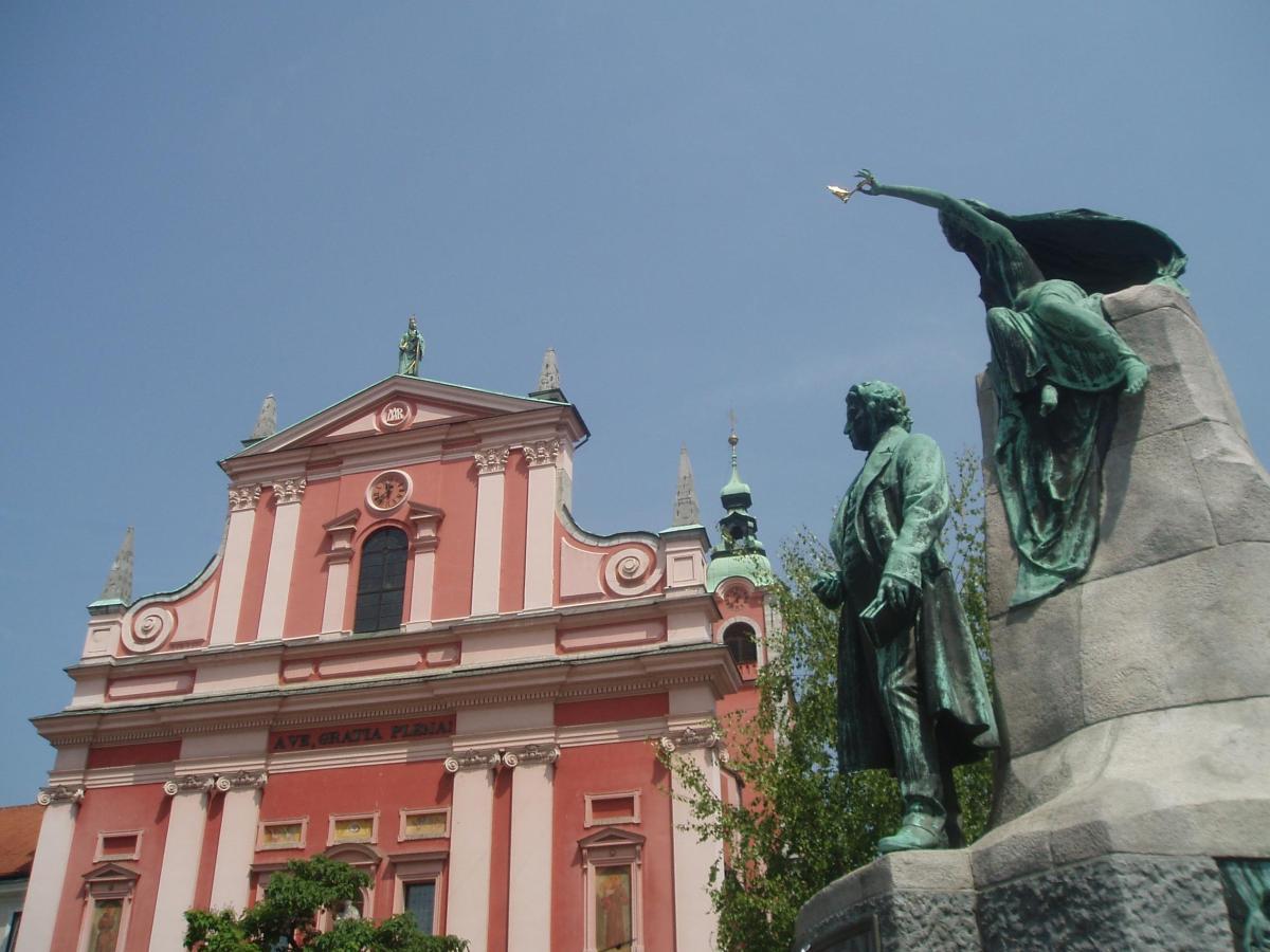 Ljubljana, The Former Yugolsavia