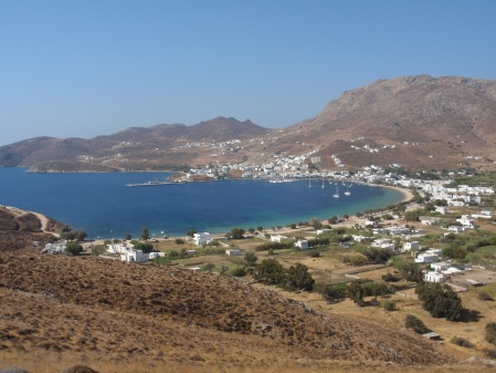 Serifos Greek Islands