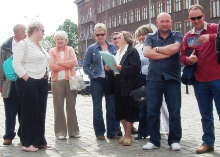 Walking Tour of Riga