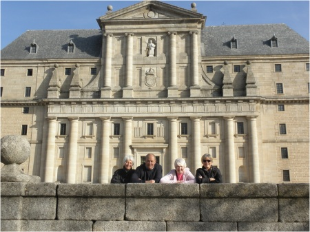 El Escorial Group Picture