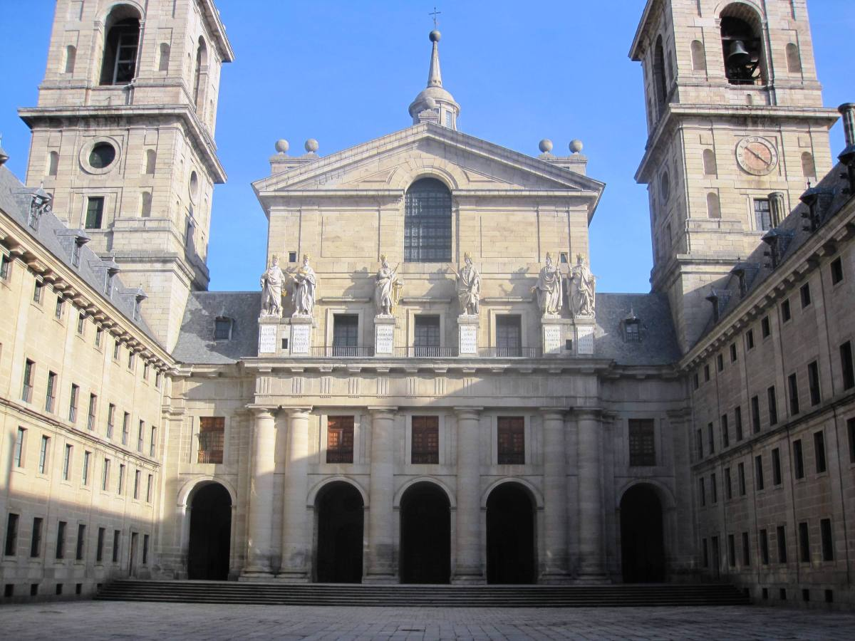 Spain, El Escorial