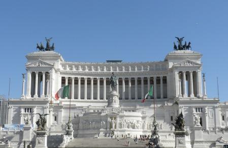 Victor Emmanuel Monument Rome