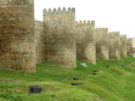 Avila City Walls