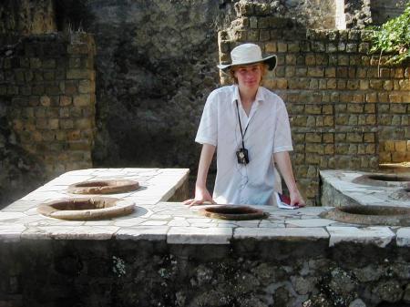 Herculaneum Roman City