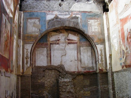 Roman City of Herculaneum