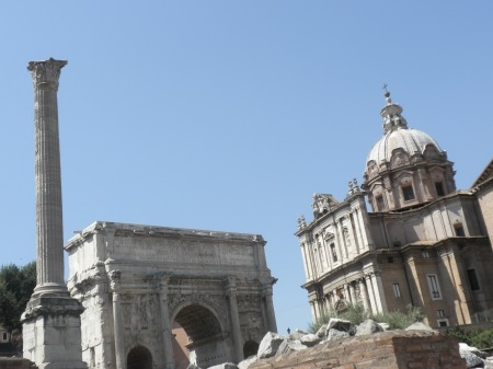 Rome The Forum