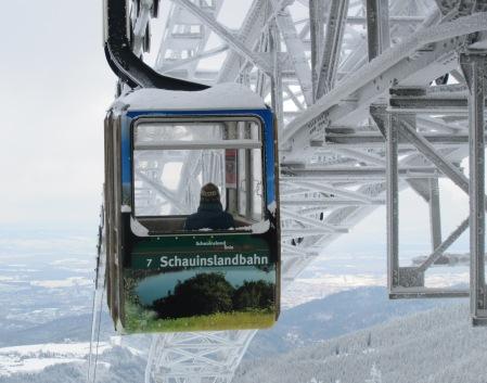 Schauinslandbahn Black Forest Germany
