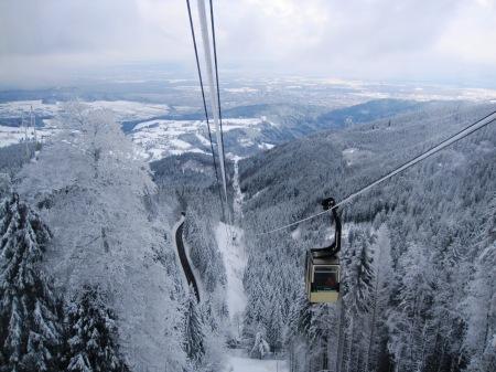 Schauinslandbahn Black Forest Cable Car