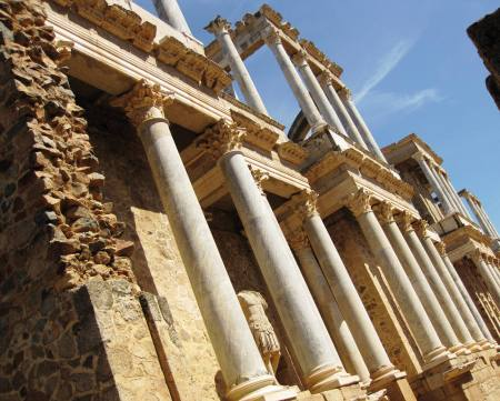 Merida Spain Roman Theatre