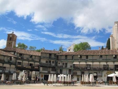 Chinchon Madrid Spain
