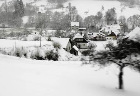 Black Forest, Badische Schwarzwaldbahn