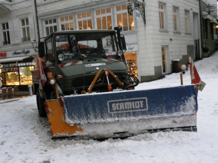 Baden Baden Snow Plough