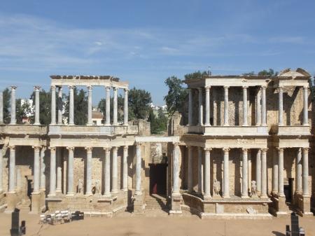 Roman Theatre Merida