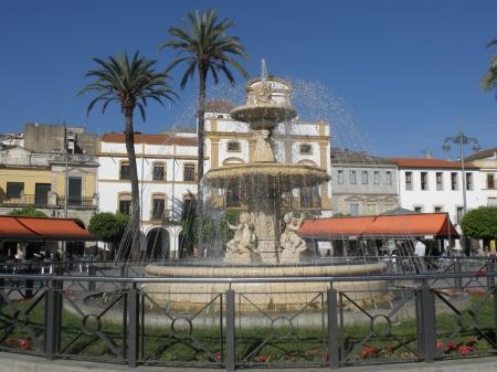 Merida Plaza Mayor