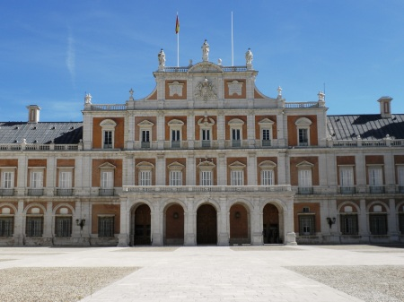 Royal Palace of Aranjuez Spain