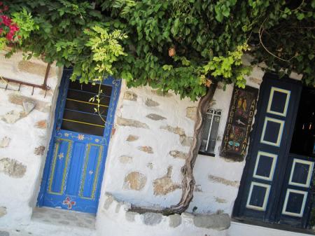 Lagadha Greece Amorgos