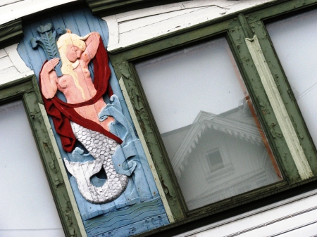 Mermaid Haugesund Norway