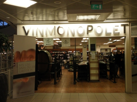 Vinmonopolet Norway Alcohol State