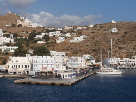Ios Greece Cyclades