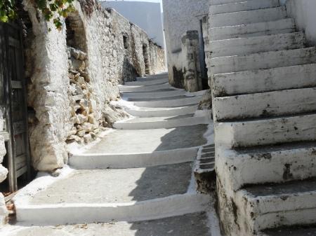 Egiali Amorgos Cylcades Greece