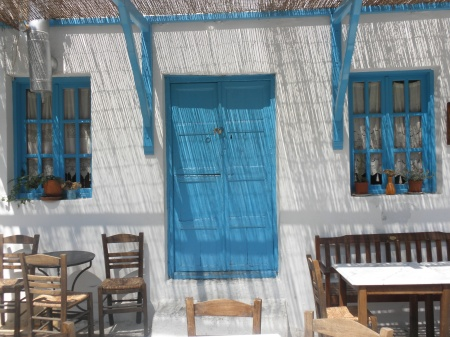Lagadha Amorgos Cyclades Greece