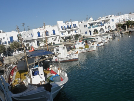 Antiparos Cyclades Greece
