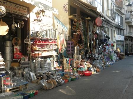 Athens Street Market