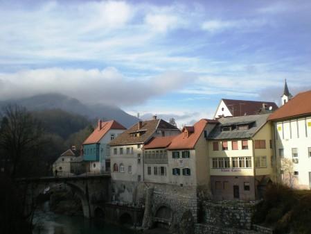 Škofja Loka Slovenia Ljubljana
