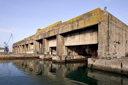 La Rochelle U Boat Pens